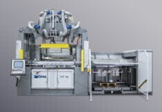 Thermoforming machine br5 hp Cms, AV Group