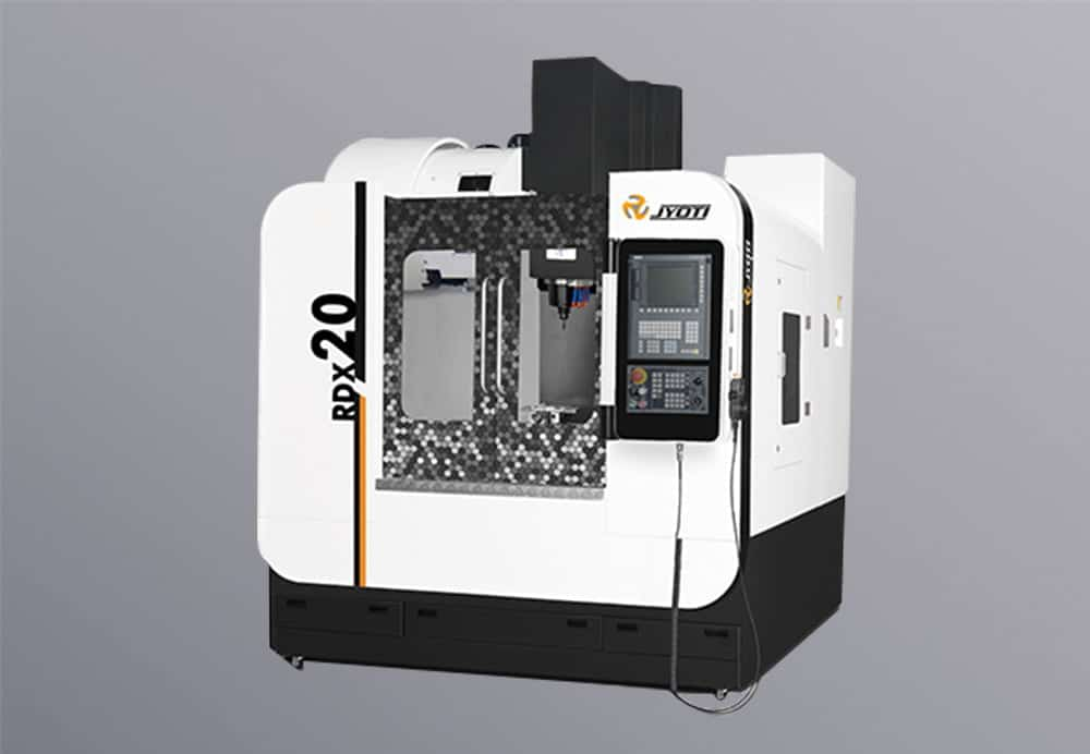 RDX 20 JYOTI Milling machine, AV Group