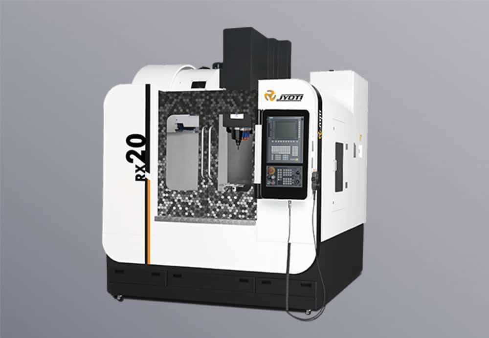 RX 20 JYOTI Milling machine, AV Group
