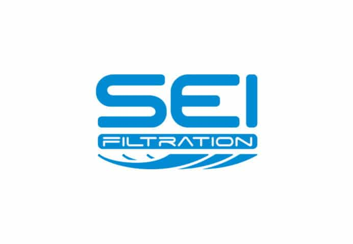 SEI filtration logo, AV Group