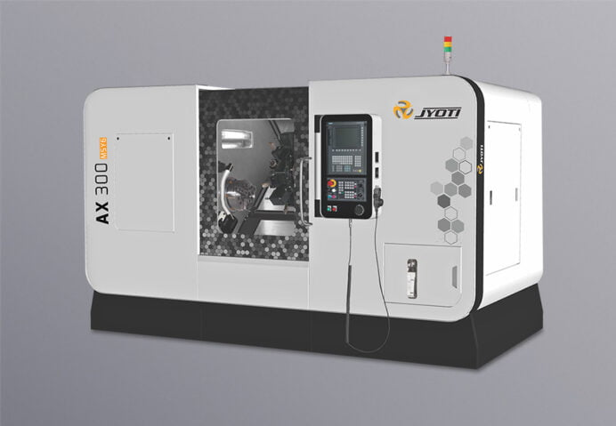 AX 300 JYOTI Turning machine, AV Group