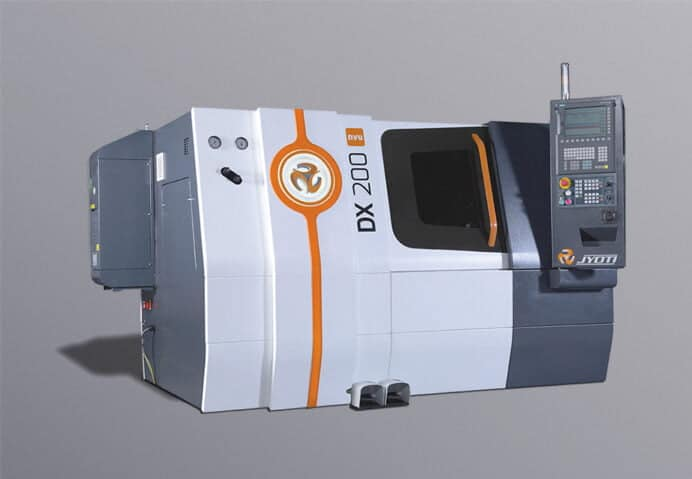 DX 200 nvu JYOTI Turning machine, AV Group