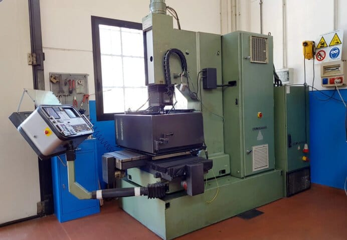 AEG Elbomat used machine tool, AV Group